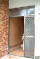 外装リフォーム ドアの取替